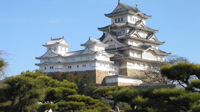 Himeji Castle by Reggaeman
